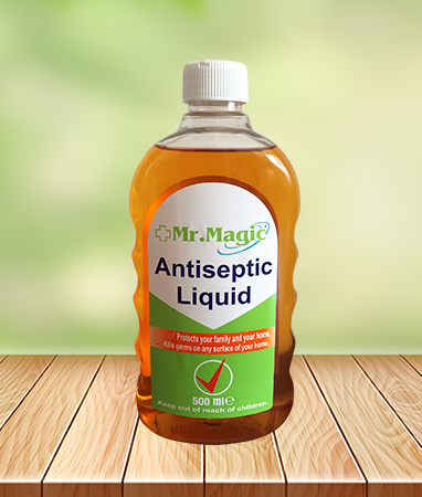 Liquid Antiseptique 500ml